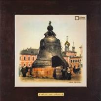 "Картина-сувенир ""Царь-колокол"" 28х28см"