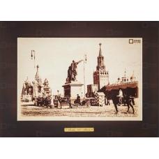 Мы предлагаем картины, Москва на которых предстает торжественном виде
