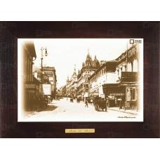 Картины для интерьера часто отображают вид Москвы прошлого