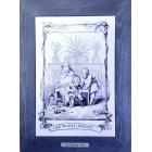 Серия гравюр отображенная в картинах Ceramic Picture