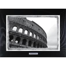 Картина «Колизей» выполненного на керамической основе