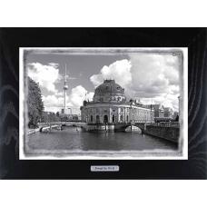 Картина-сувенир из Берлина Музейный остров
