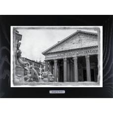 Картина «Пантеон одна из работ наших самых выдающихся мастеров
