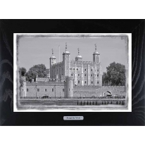 Картина-сувенир Tower of London 28х38см