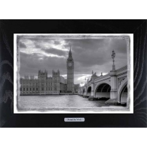 Картина-сувенир Westminster Palace 28х38см