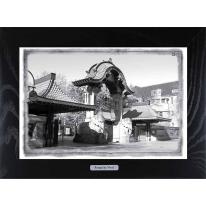 """Картина-сувенир из Берлина """"Zoo"""" 28х38см"""